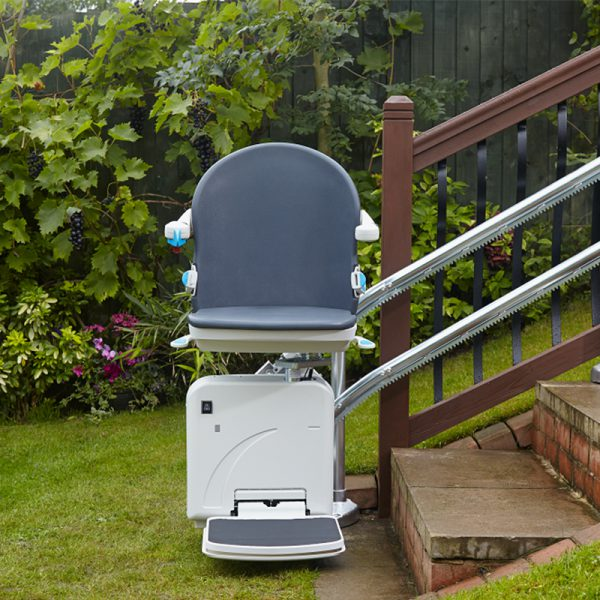 stairlift stairchair outdoor outside exterior liftchair stair lift