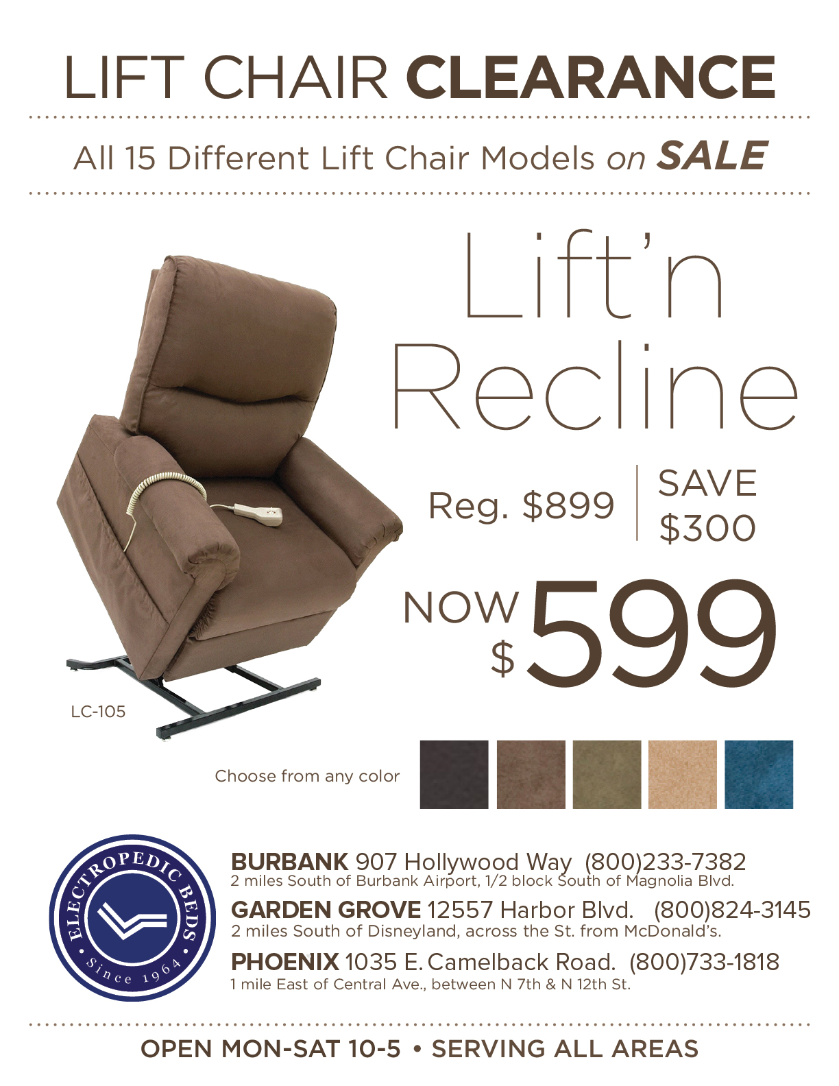 lift chairs for sale Huntington Beach Lift Chair lift chairs for sale